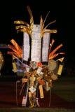 Carnevale del batik Fotografia Stock Libera da Diritti