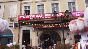 Carnevale del mondo in Francia archivi video