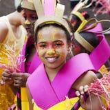 Carnevale del Notting Hill Fotografie Stock