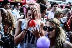 Carnevale 2008 del Notting Hill Immagine Stock Libera da Diritti