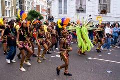 Carnevale del Notting Hill Fotografia Stock
