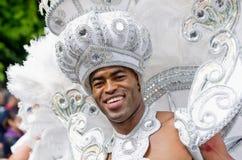 Carnevale del Notting Hill a Londra ad ovest, Regno Unito Immagini Stock