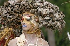 Carnevale dell'annuale della Guiana francese Fotografia Stock