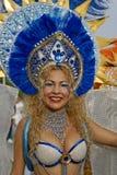 Carnevale dell'annuale della Guiana francese Immagine Stock