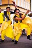 Carnevale della samba fotografia stock libera da diritti