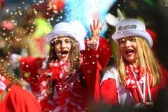 Carnevale della via Fotografia Stock Libera da Diritti