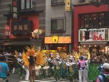 Carnevale di Asakusa Fotografia Stock