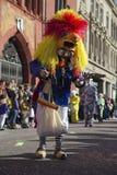 Carnevale 2015 5 di Basilea Fotografie Stock Libere da Diritti