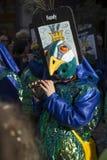 Carnevale 2015 16 di Basilea Immagine Stock Libera da Diritti