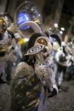 Carnevale 2015 20 di Basilea Immagini Stock Libere da Diritti