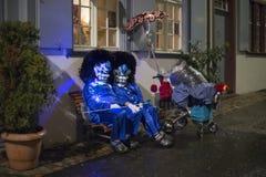 Carnevale 2015 25 di Basilea Fotografie Stock