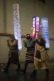 Carnevale 2015 24 di Basilea Fotografie Stock Libere da Diritti