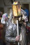 Carnevale 2015 26 di Basilea Immagine Stock Libera da Diritti