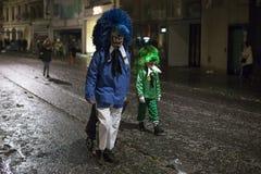 Carnevale 2015 29 di Basilea Immagine Stock