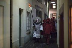 Carnevale 2015 28 di Basilea Fotografia Stock Libera da Diritti