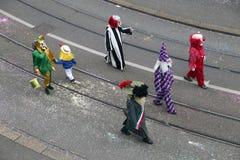 Carnevale 2015 33 di Basilea Fotografia Stock Libera da Diritti