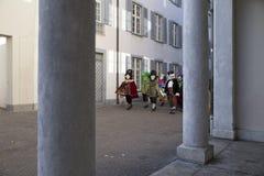 Carnevale 2015 41 di Basilea Fotografia Stock Libera da Diritti