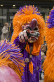 Carnevale 2015 49 di Basilea Fotografie Stock