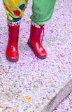 Carnevale 2017 di Basilea Fotografia Stock