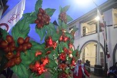 Carnevale 2017 di notte di Samarang Immagine Stock