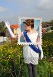 Carnevale di Purim in Israele fotografia stock