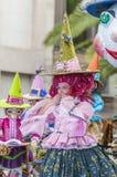 Carnevale 2014 di Santa Cruz de Tenerife Fotografie Stock Libere da Diritti