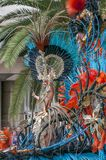 Carnevale 2014 di Santa Cruz de Tenerife Immagini Stock
