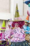 Carnevale 2014 di Santa Cruz de Tenerife Immagini Stock Libere da Diritti