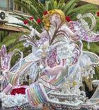 Carnevale 2014 di Santa Cruz de Tenerife Fotografia Stock