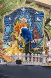 Carnevale 2014 di Santa Cruz de Tenerife Fotografia Stock Libera da Diritti