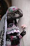 Carnevale di Venezia Fotografia Stock