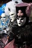 Carnevale 2016 di Venezia Fotografia Stock Libera da Diritti