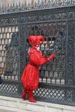 Carnevale di Venezia immagine stock libera da diritti