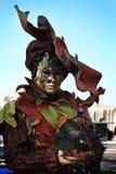 Carnevale 2016 di Venezia Fotografia Stock