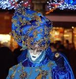 Carnevale di Venezia fotografia de stock