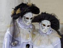 Carnevale di Venezia imagen de archivo libre de regalías