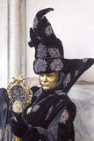 Carnevale di Venezia fotografía de archivo libre de regalías