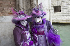 carnevale di venezia Photos stock