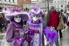 Carnevale di Venezia imagenes de archivo