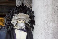 Carnevale di Venezia Imagem de Stock Royalty Free