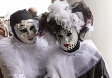 Carnevale di Venezia Imagens de Stock Royalty Free