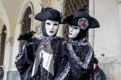 Carnevale di Venezia Fotos de Stock Royalty Free