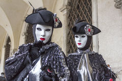 carnevale di venezia Стоковая Фотография RF