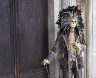 Carnevale di Venezia foto de archivo