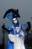 Carnevale di Venezia in Italia Immagini Stock Libere da Diritti