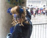 Carnevale di Venezia Stock Photography