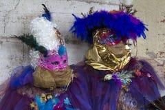 Carnevale di Venezia Royalty Free Stock Photos