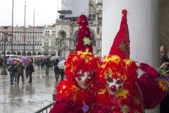 Carnevale di Venezia Royalty Free Stock Images