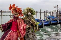 Carnevale di Venezia Stock Image