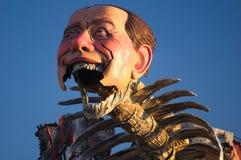 Carnevale di viareggio 2011 Stock Photos